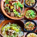 《豚肉×白菜》の2素材おかず6選!【#簡単#時短#節約#レシピ】