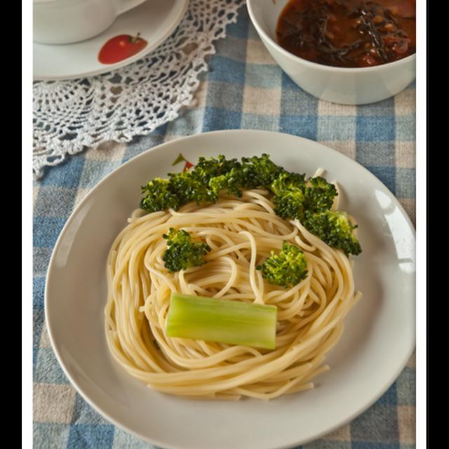 つけスパゲッティーモニター★つけ麺レシピ