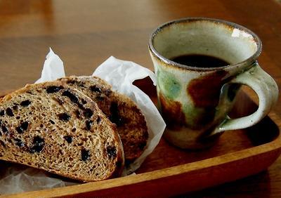 珈琲チョコのブール・お気に入りのカップと♪