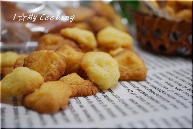 4. アーモンドバタークッキー