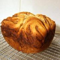 つぶあん折込みパン