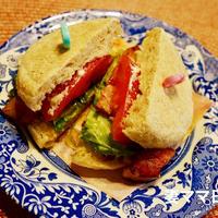 ベーコン&トマトマフィン♪ Bacon & Tomato Muffin