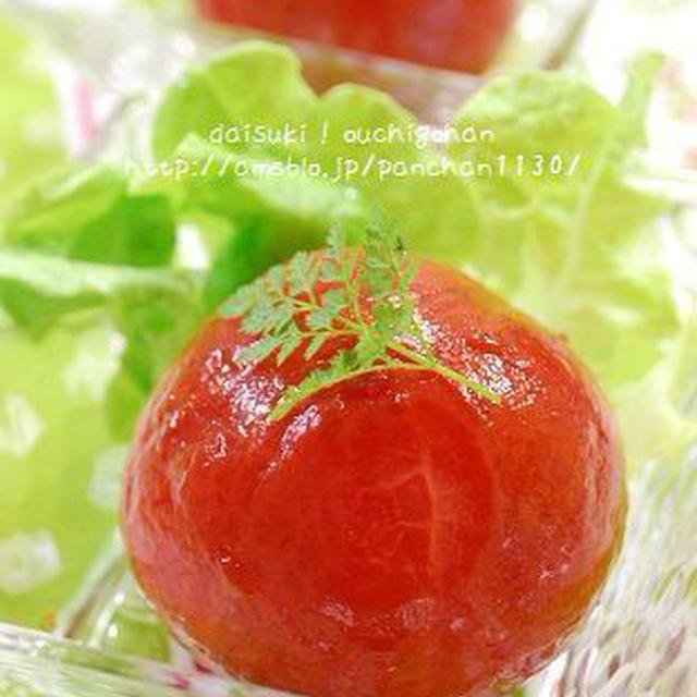 ガブッとジュ~シ~!まるごとトマトと夏本番!