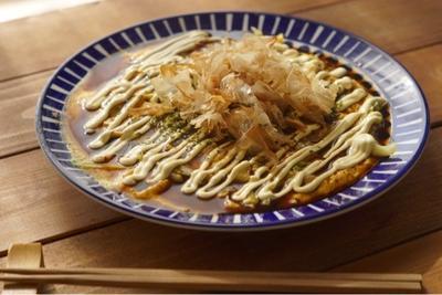 卵と豆腐でレンチンお好み焼き風と南砂町にあるSUMAMO
