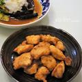 鶏むね肉で作る冷めても美味しい☆鶏の唐揚げ☆