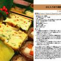 かに入り彩り錦卵 2011年のおせち料理8 -Recipe No.1078-
