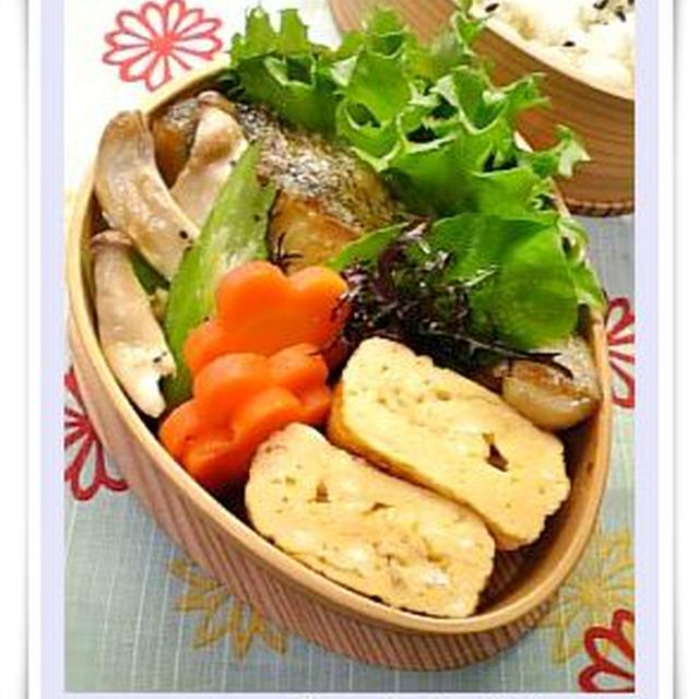 鱈の照り焼き弁当