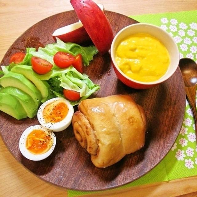 冷凍かぼちゃで作る簡単スープ&寄せ植えにハマり中♪
