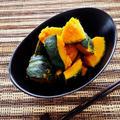 超簡単❤︎お砂糖だけでホクホク♪『かぼちゃの煮物』