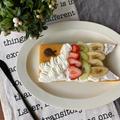 子どもが作れる❤簡単♡10分で作れる「こいのぼりケーキ」