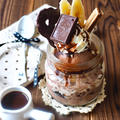 チョコレート☆ミニパフェ