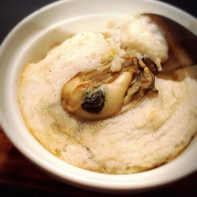 ☆牡蠣と里芋のマッシュグラタン☆