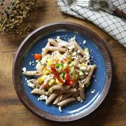 カラフル野菜でクリスマスカラー♡簡単!【ズッキーニとカラーピーマンのペペロンチーノ】|