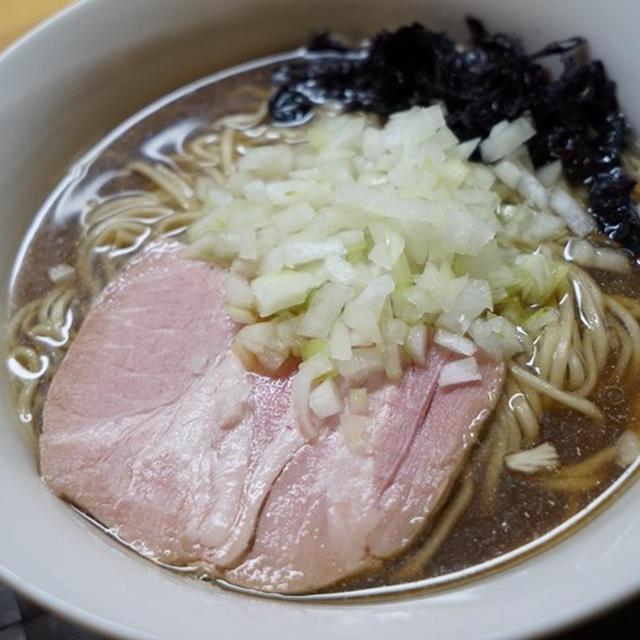 低密度多加水麺を目指して①@自家製麺