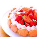 #絶望的に可愛いタルト(レアチーズケーキタルト)の作り方レシピ by 和田 良美さん