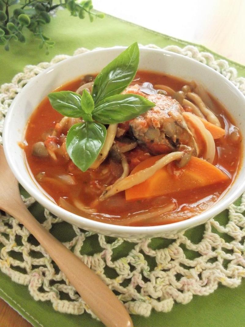 お手軽で栄養たっぷり♪「ブイヤベース風スープ」が味わい深い!