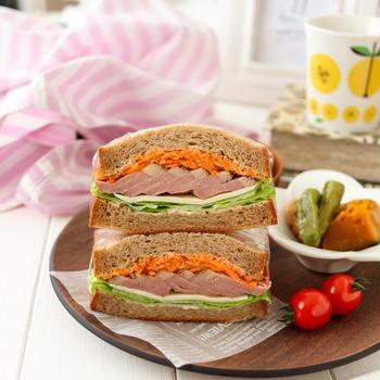 サンドイッチ特集♪
