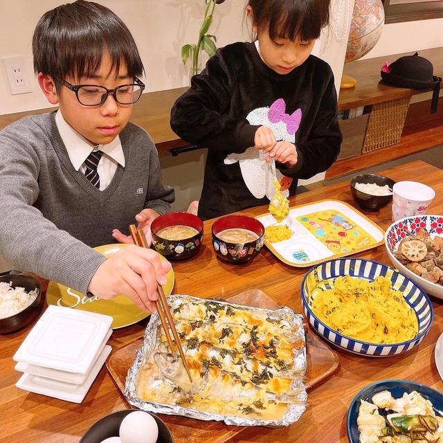 花粉症予防晩御飯です!!②
