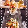健康おつまみ♡たことジャガイモのサラダ♡