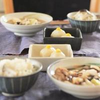 ■【ヤマキだし部】一汁一菜レシピ*豚小間と葱とお豆腐のピリ辛生姜おだしスープ♪