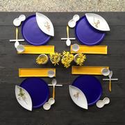 有田焼でテーブルコーディネート STYLE 3 (ビビットで遊び心のあるテーブル)
