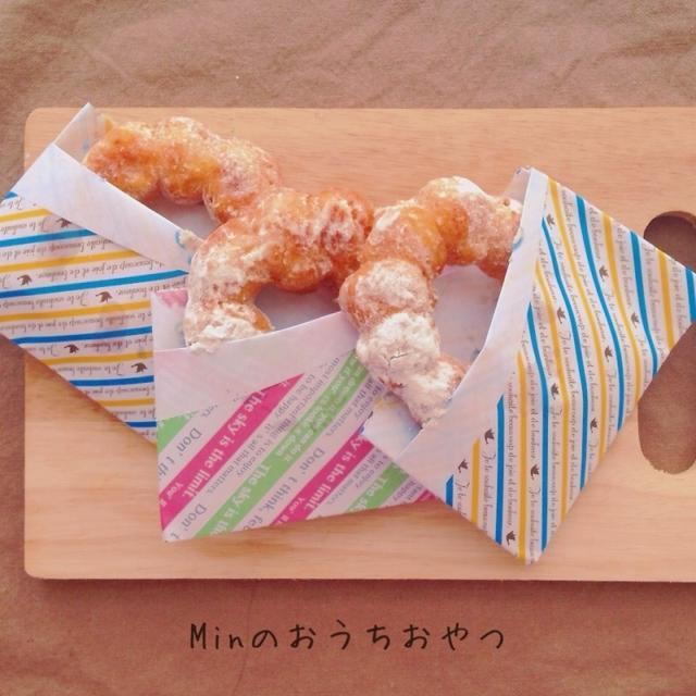 ふわもち♪豆腐ドーナツ✳︎と寝坊とサンタ業務