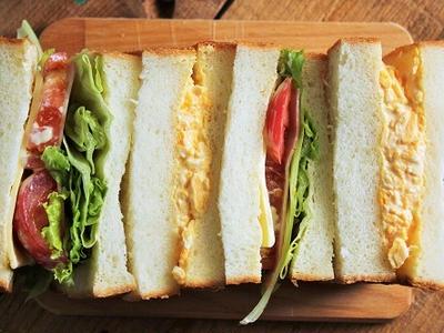 >いろいろサンドイッチ by 山本リコピンさん