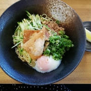 豆ナ茶屋の特製冷麺