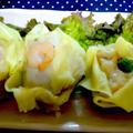 【レシピ】 働くママの 簡単手作りシューマイ(^^♪ by ☆s4☆さん