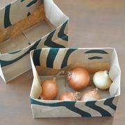 【節約生活】紙袋はスグレモノ!お金をかけずにできる、野菜収納