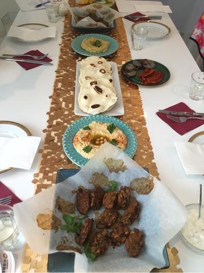 レバノン料理を習いに逗子まで行ってきました。 レバノン料理を習いに逗子まで行ってきました。 by