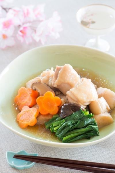 日本酒に合う料理②「鶏の治部煮」