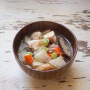「豚汁」ってこんなに美味しかった?絶品、「深夜食堂」レシピ。