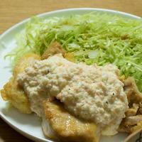 【レシピ】残ったピクルスで、簡単タルタルソースを作ろう!