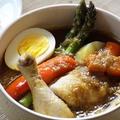 野菜たっぷり!スープカレー