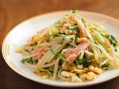 マイナビニュース、最強の節約食材「もやし」レシピ パート2