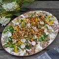 Roasted Chickpea Salad ローストひよこ豆のサラダ