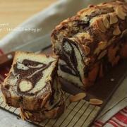 パウンド型のケーキたち