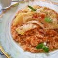 キャベツとパンチェッタのトマトリゾット ~ 新鮮な春キャベツで♪♪ by mayumiたんさん