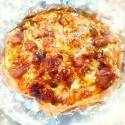 食費 節約!簡単 & 激安 ピザ生地の作り方♥お家ピザは 1枚 100円で^^!レシピあり^^
