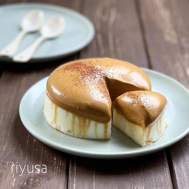 【簡単おやつ】スプーンがとまらん!!食べるダルゴナコーヒー