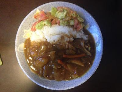 ベジオカレー ~Curry and Rice 3