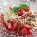 福島アンバサダー☆太陽の恵みたっぷり、夏のトマト料理
