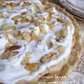 バナナクリームパイの作り方 by カリフォルニアのばあさんさん