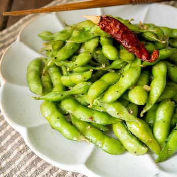 夏になると作っちゃう!やみつき!ガーリック枝豆レシピ
