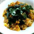 豚バラ肉と卵があったら 焼き肉のタレ炒飯