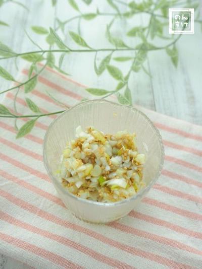 【レシピ】肉にも野菜にもお豆腐にも合う、万能ねぎ塩ダレ