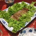 パイナップルジュースで柔らか❣️煮豚(ヒレ肉)