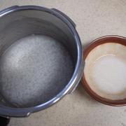 圧力鍋で10倍粥。離乳食開始その後・・