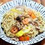 熱々で食べよう「あんかけ中華焼きそば」&「大人数でまったり中華料理」 by かめきちパパ